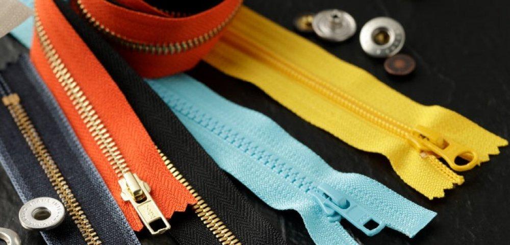Блискавки для одягу та їхня класифікація